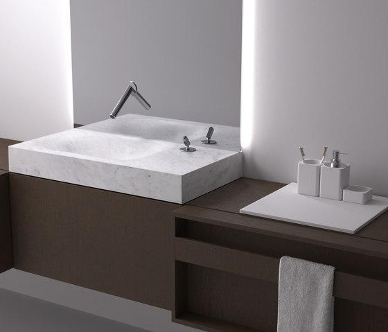 Flat XL Plus di Agape | Lavabi / Lavandini