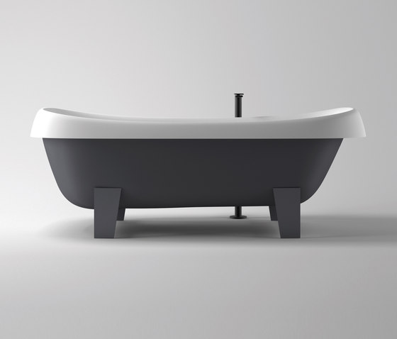 Pear Cut by Agape | Free-standing baths