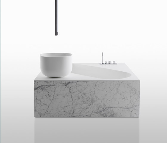 Exelen by antoniolupi | Free-standing baths