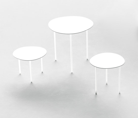Rabbit & Tortoise by Living Divani | Side tables