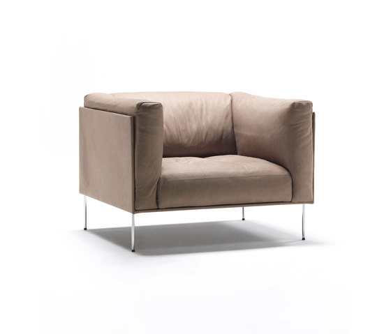 Rod de Living Divani | Fauteuils d'attente