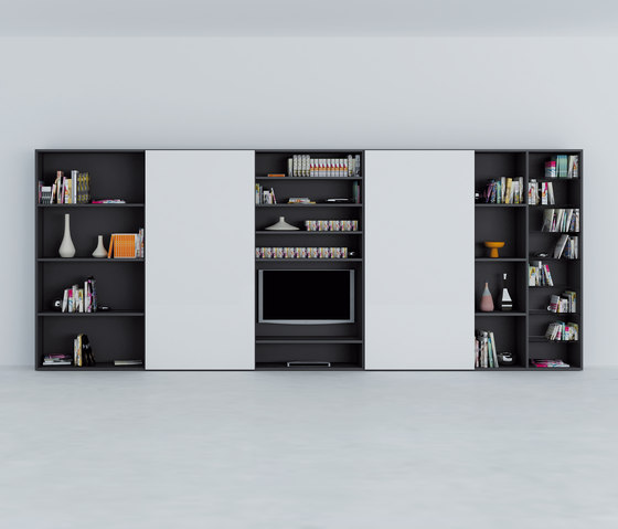 CUbox Cod. 10005 by do+ce | Wall storage systems
