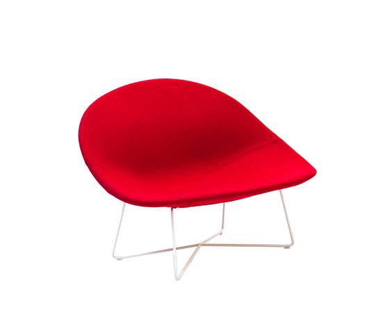 Isola by Tacchini Italia | Lounge chairs