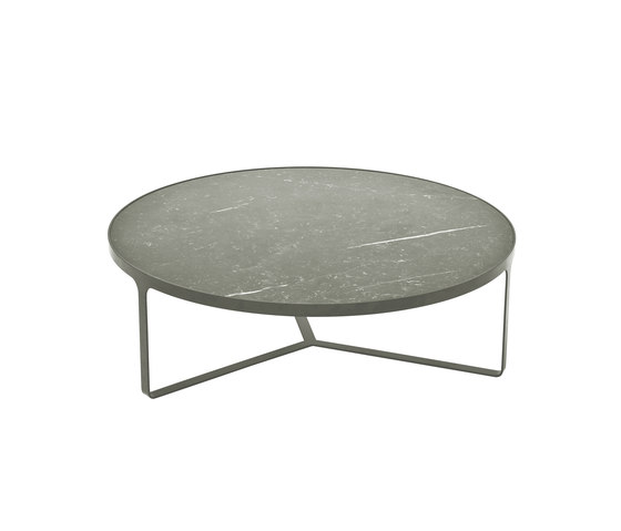 Habitat Herrmann Square Glass Coffee Table: CAGE - Coffee Tables From Tacchini Italia