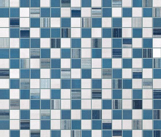 Cielo Blu Mosaico de Fap Ceramiche | Mosaïques