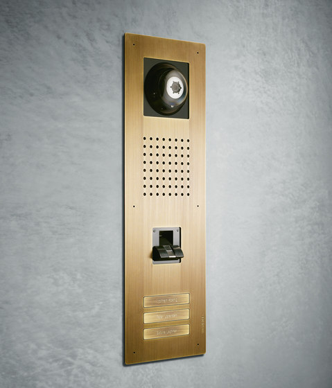 Siedle Classic video intercom unit by Siedle | Intercoms (exterior)