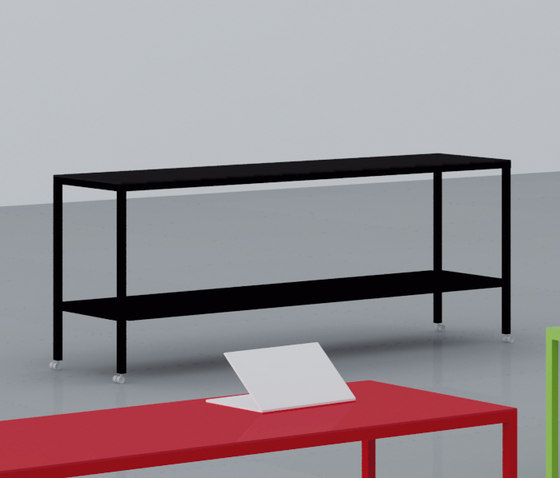 Cuatro by do+ce | Office shelving systems