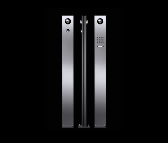 Siedle Steel video intercom unit by Siedle | Wayfinding