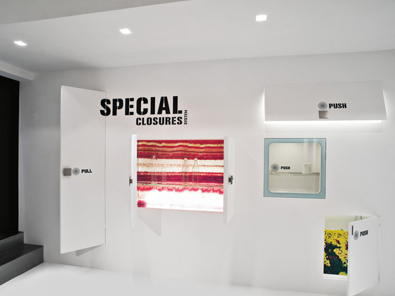 L invisibile extra chiusure di l 39 invisibile - L invisibile porte ...