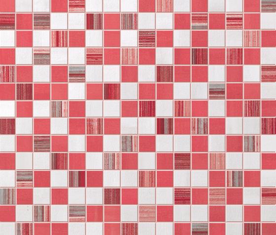 Cielo Fuoco Mosaico by Fap Ceramiche | Ceramic mosaics