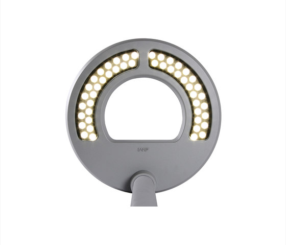 NIU LED road optics von Lamp Lighting | Wegeleuchten