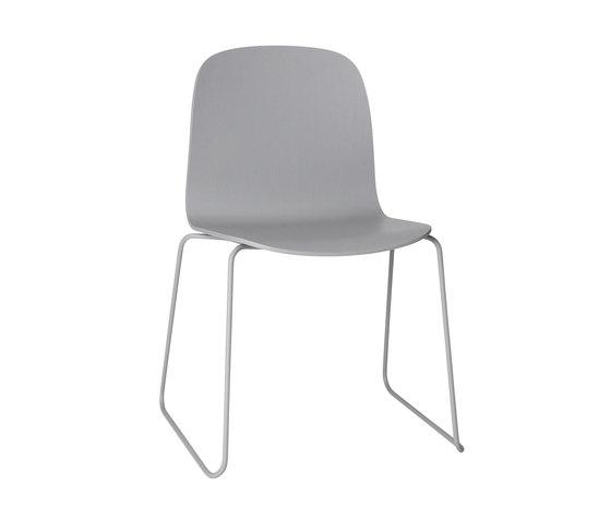 Visu Chair | sled base by Muuto | Multipurpose chairs
