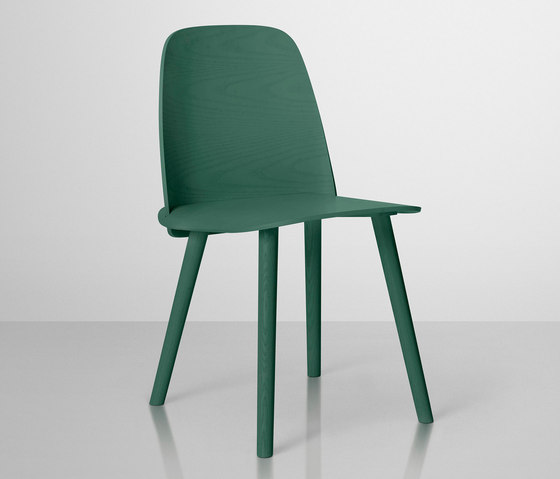 Nerd Chair by Muuto | Restaurant chairs