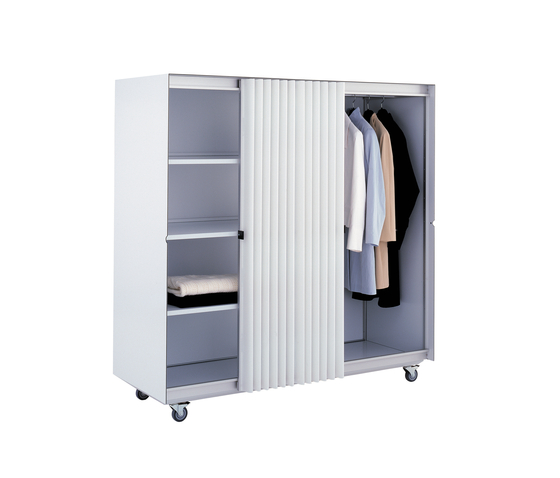 alucobond schrank 450 schr nke von thut m bel architonic. Black Bedroom Furniture Sets. Home Design Ideas