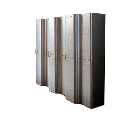 aluminium schrank 380 schr nke von thut m bel architonic. Black Bedroom Furniture Sets. Home Design Ideas