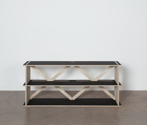 R-723-D-1T Shelf by Colin | Wall shelves
