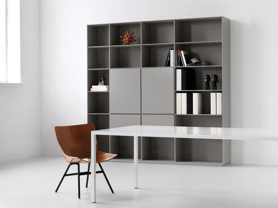 Puro Shelf system by Piure | Shelving systems