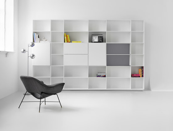 Puro by Piure | Office shelving systems