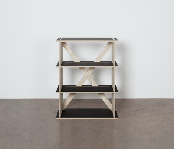 R-1074-2T Shelf by Colin | Wall shelves