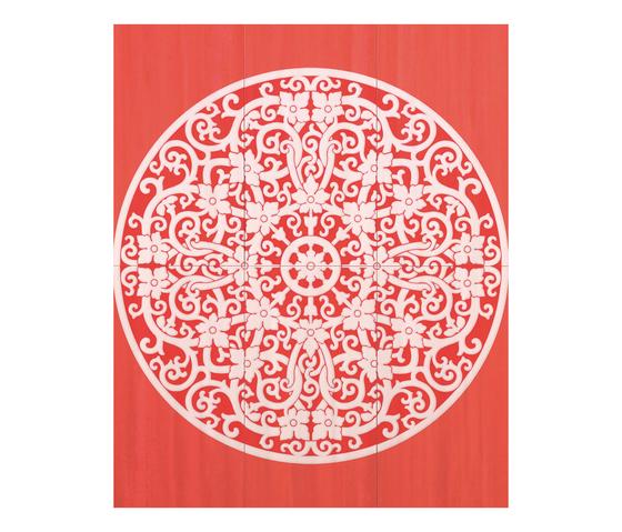 Cielo Gong Papavero Inserto Mix 6 by Fap Ceramiche   Ceramic tiles