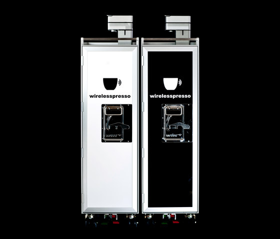 bordbar wirelesspresso von bordbar | Service Trolleys / Tische