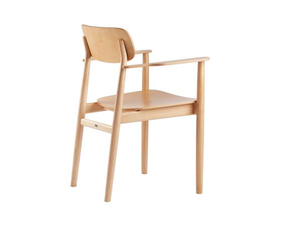 130 F by Gebrüder T 1819 | Multipurpose chairs