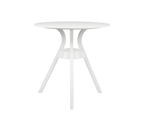 1403 by Gebrüder T 1819 | Cafeteria tables