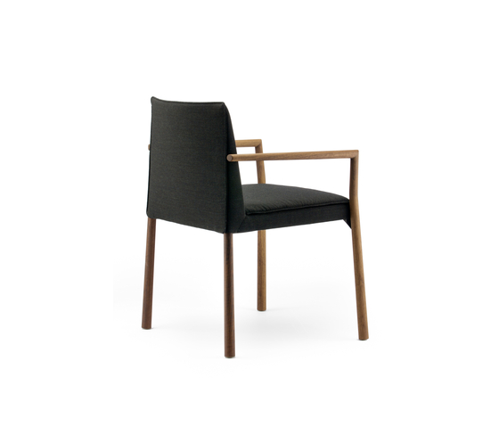 192 PF by Gebrüder T 1819 | Visitors chairs / Side chairs