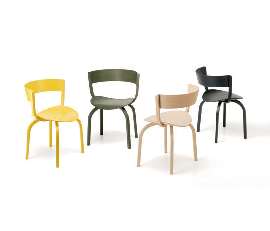404 F by Gebrüder T 1819 | Restaurant chairs