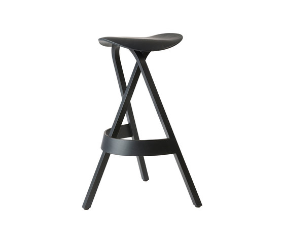 404 H by Gebrüder T 1819 | Bar stools