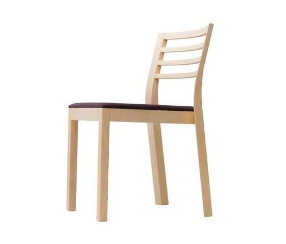 488 P by Gebrüder T 1819 | Restaurant chairs