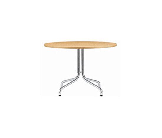 S 1052 I 4 by Gebrüder T 1819 | Restaurant tables