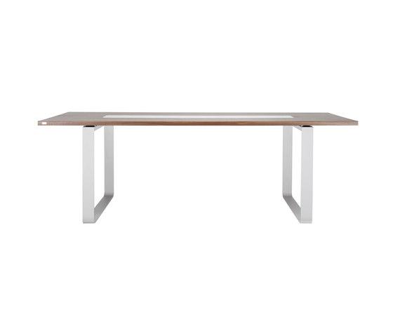 S 1235 by Gebrüder T 1819 | Meeting room tables