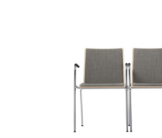 S 162 PF by Gebrüder T 1819 | Multipurpose chairs