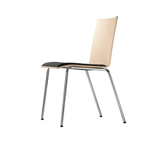 S 163 SP by Gebrüder T 1819 | Multipurpose chairs