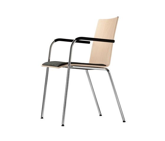 S 163 SPF by Gebrüder T 1819 | Multipurpose chairs