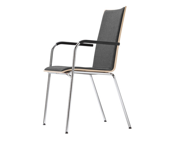 S 164 PF by Gebrüder T 1819 | Multipurpose chairs