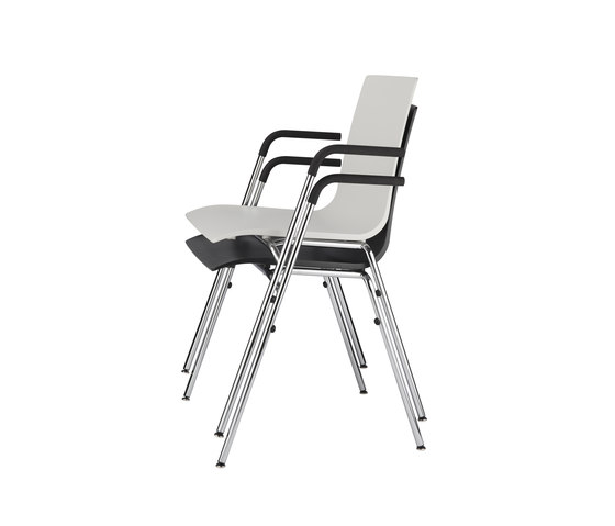 S 170 F by Gebrüder T 1819 | Multipurpose chairs
