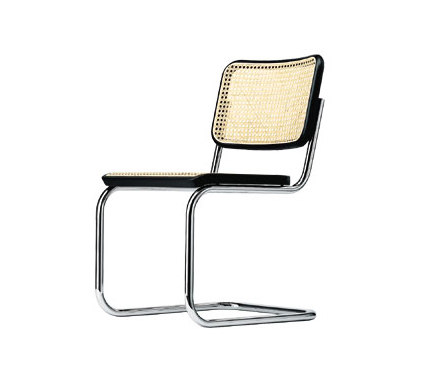 S 32 by Gebrüder T 1819 | Visitors chairs / Side chairs