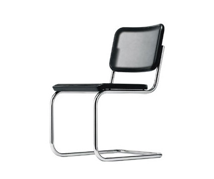S 32 N by Gebrüder T 1819 | Visitors chairs / Side chairs