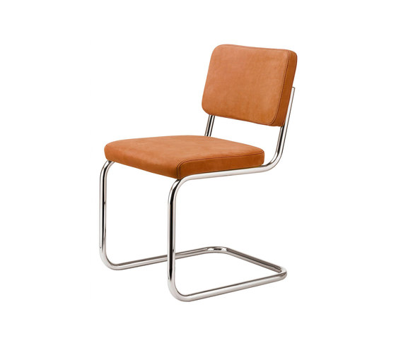 S 32 PV V2 by Gebrüder T 1819 | Visitors chairs / Side chairs