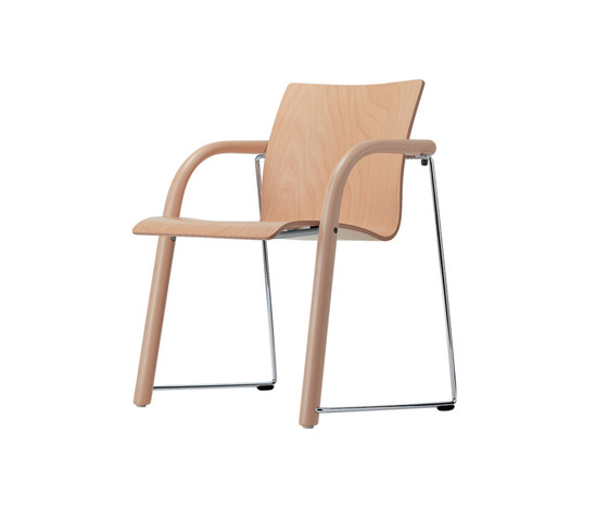 S 320 by Gebrüder T 1819 | Multipurpose chairs