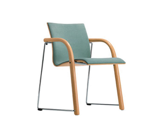 S 320 P by Gebrüder T 1819 | Visitors chairs / Side chairs