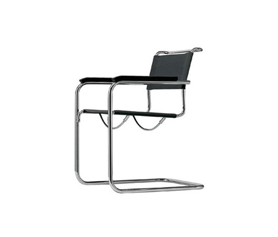 S 34 by Gebrüder T 1819 | Visitors chairs / Side chairs