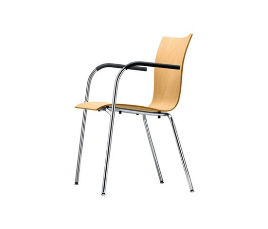 S 362 F by Gebrüder T 1819 | Multipurpose chairs