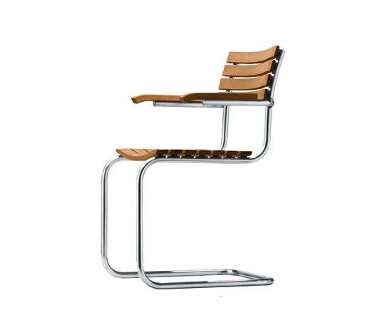 S 40 F by Gebrüder T 1819 | Restaurant chairs