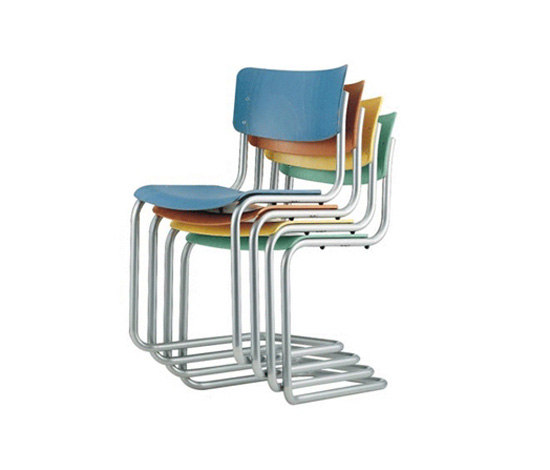 S 43 ST by Gebrüder T 1819 | Multipurpose chairs