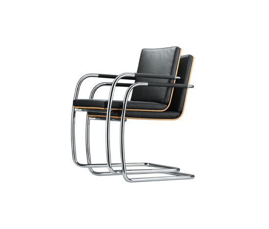 S 60 ST by Gebrüder T 1819 | Visitors chairs / Side chairs
