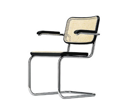 S 64 by Gebrüder T 1819 | Visitors chairs / Side chairs