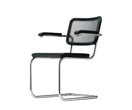 S 64 N by Gebrüder T 1819 | Visitors chairs / Side chairs